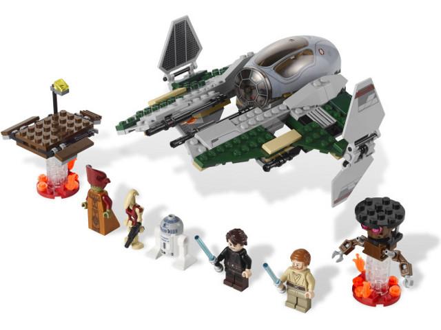2012 LEGO Star Wars Jedi Interceptor
