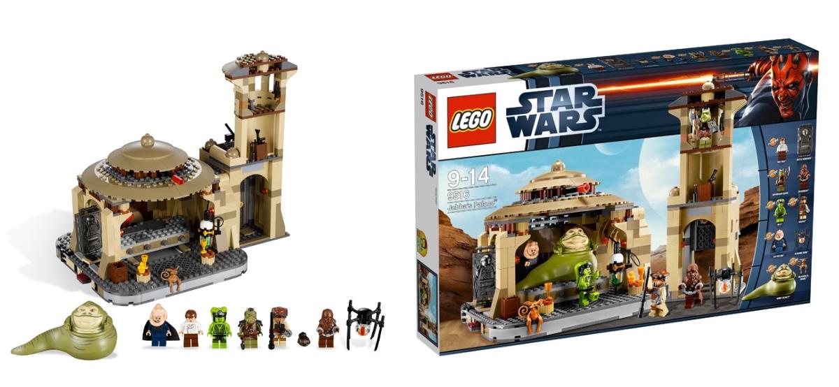 2012 LEGO Star Wars Jabba's Palace