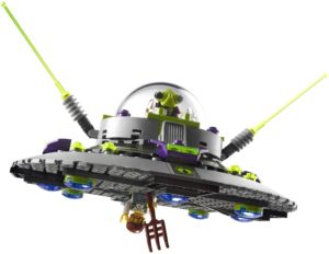 LEGO Alien Conquest – Or the truth is out there!