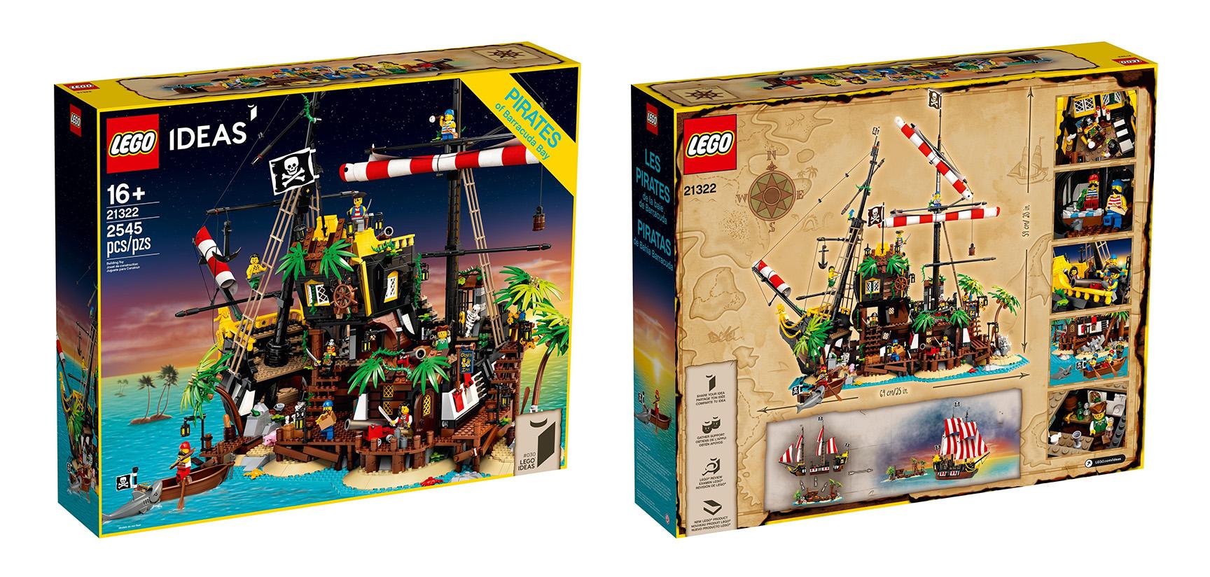 Pirates of Barracuda Bay box image