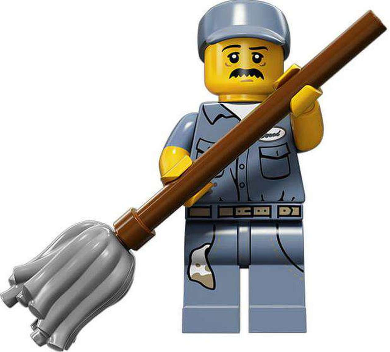 cleaning lego