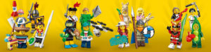 A Brief Overview of LEGO Collectible Minifigures Series 20