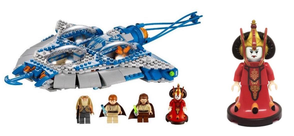 2012 LEGO Star Wars Gungan Sub
