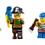 LEGO Ideas Pirates of Barracuda Bay (21322) Revealed!