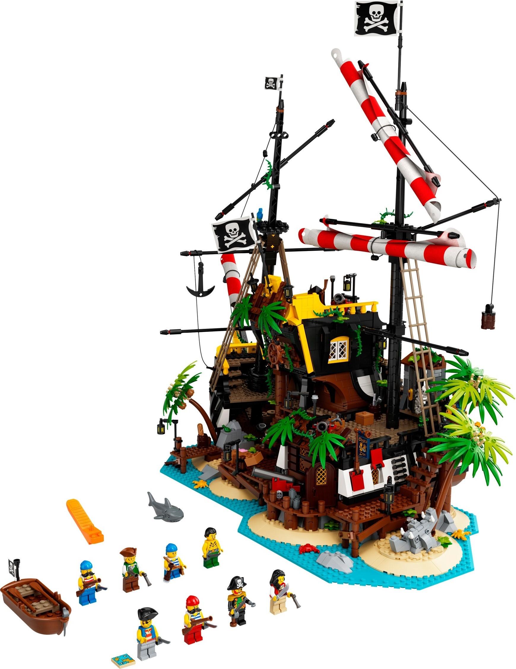 Pirates of Barracuda Bay set
