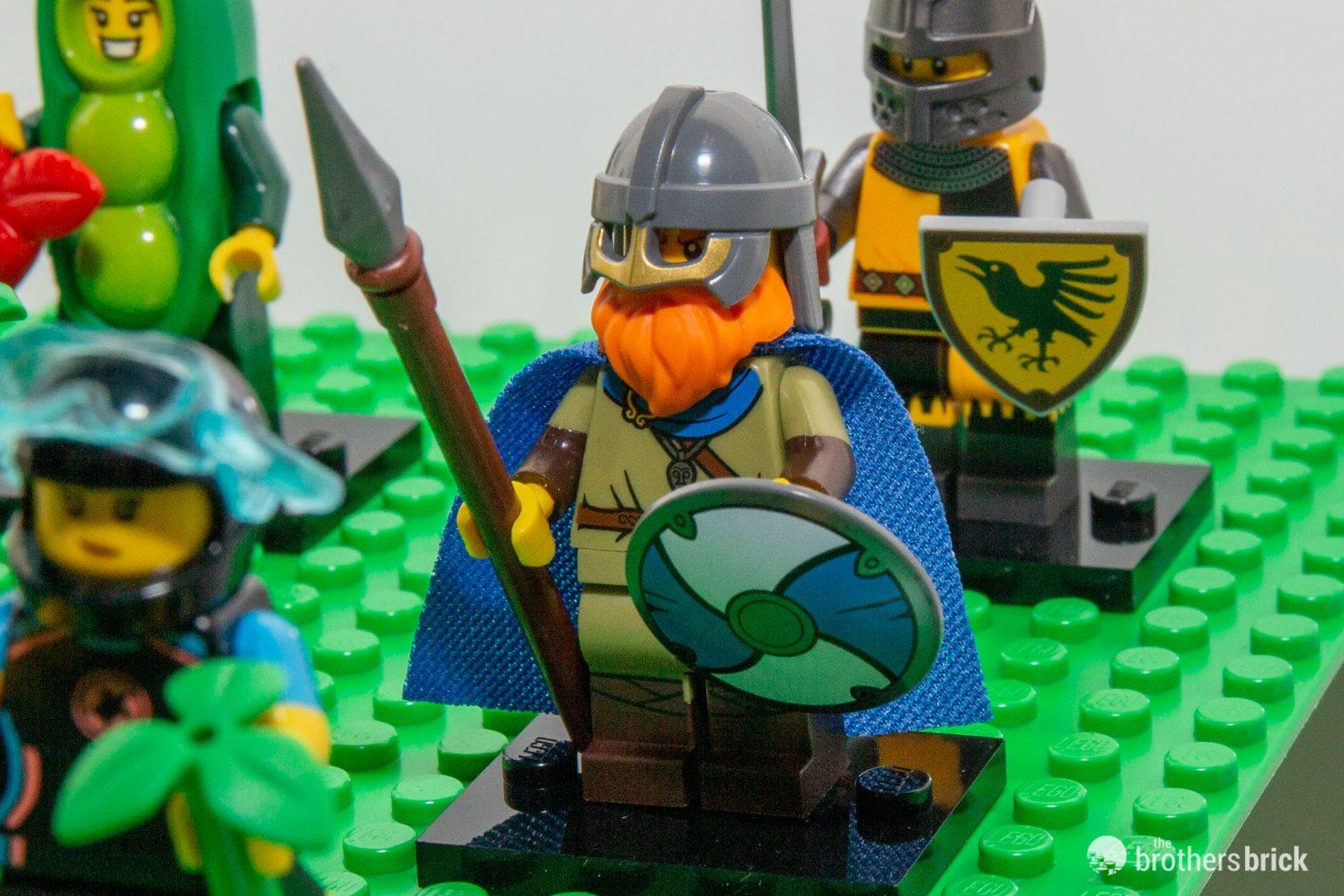 LEGO Collectible Minifigure Series 20