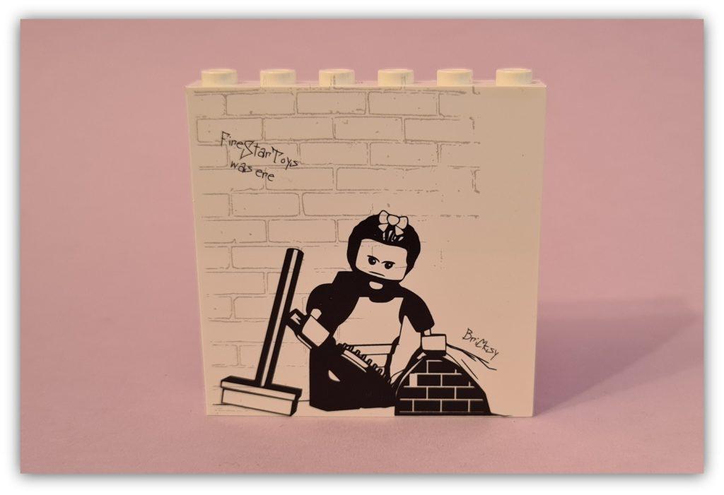 lego art: bricksy