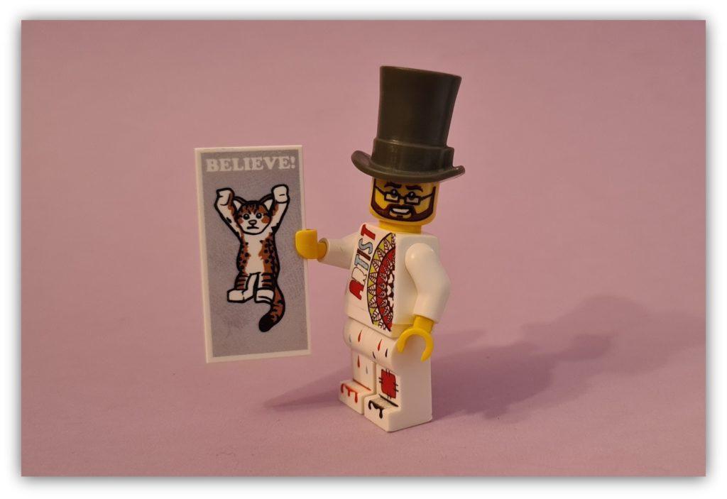 lego art: custom print posters