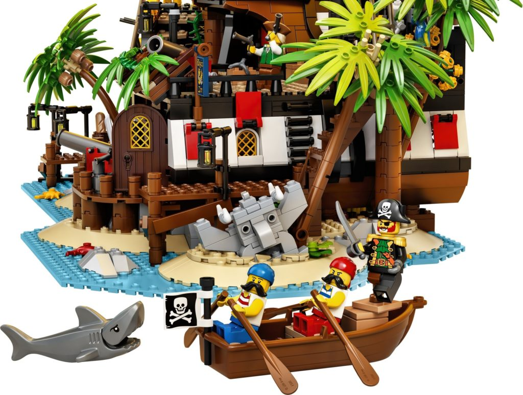 lego theme park pirates