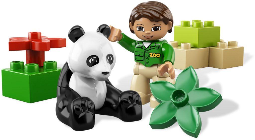 lego theme park duplo zoo