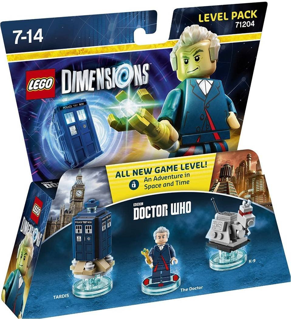 LEGO Dimensions Doctor Who Level Pack