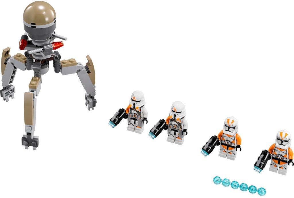 LEGO Phase II Clone Trooper - 212th Troopers Set