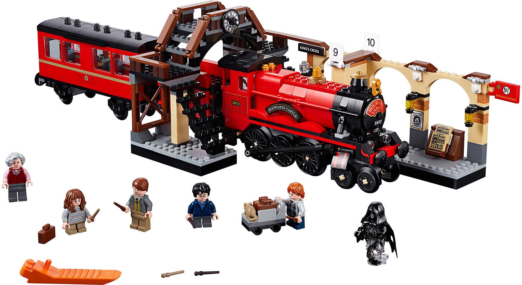 lego hogwarts express overview