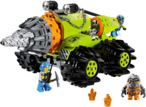 LEGO Power Miners: Dig Till You Can Dig No More!