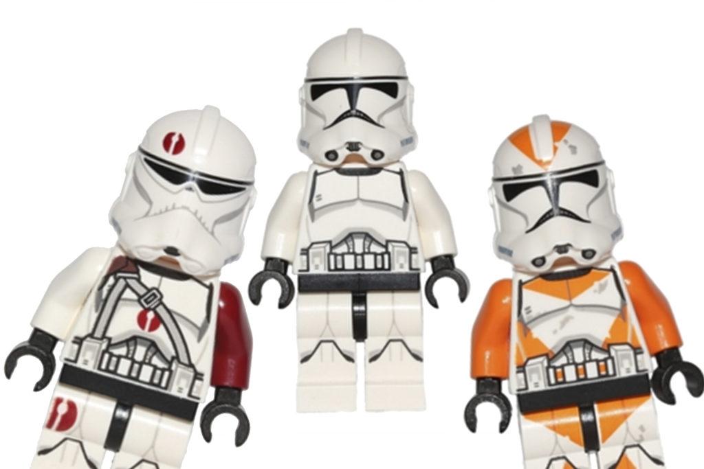LEGO Phase II Clone Trooper - Header Image