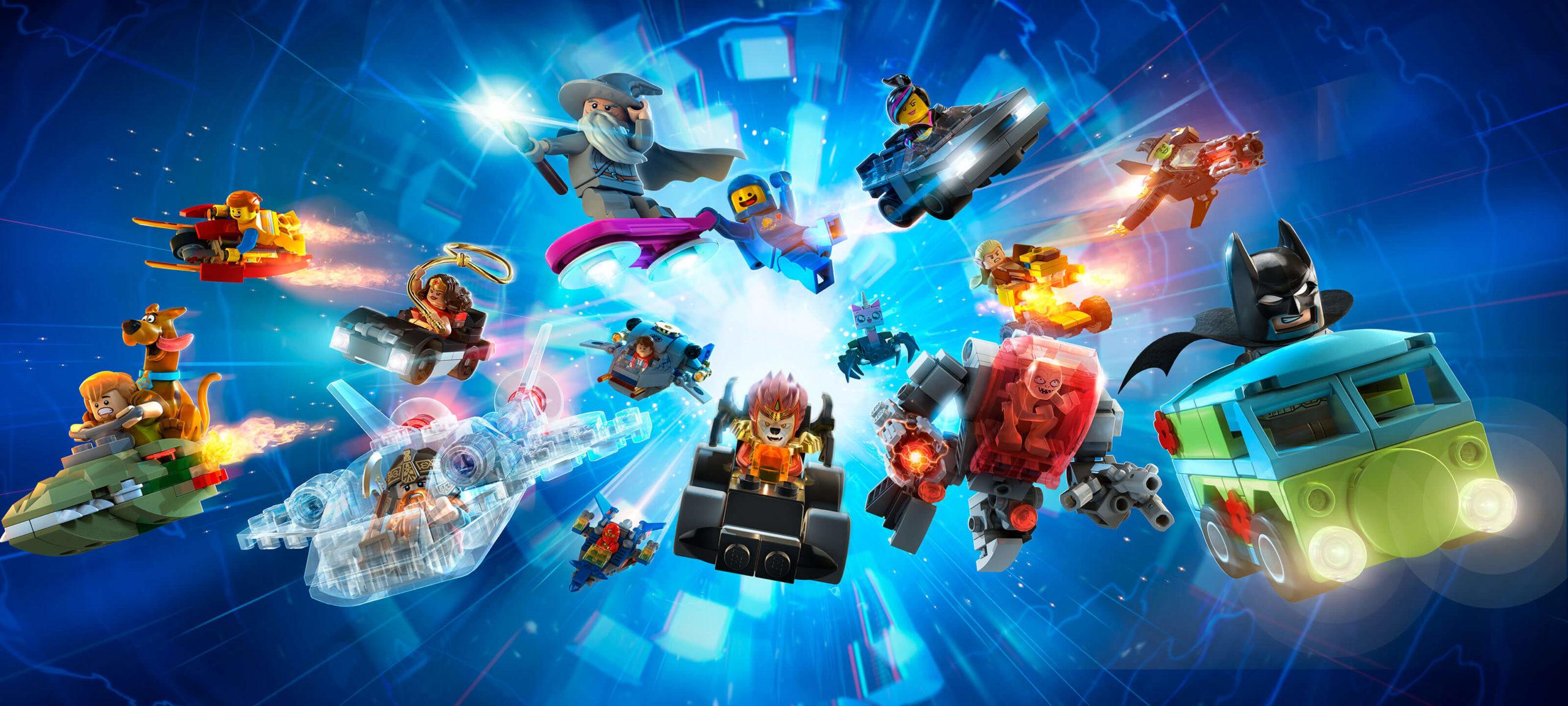 LEGO Dimensions - Header Image