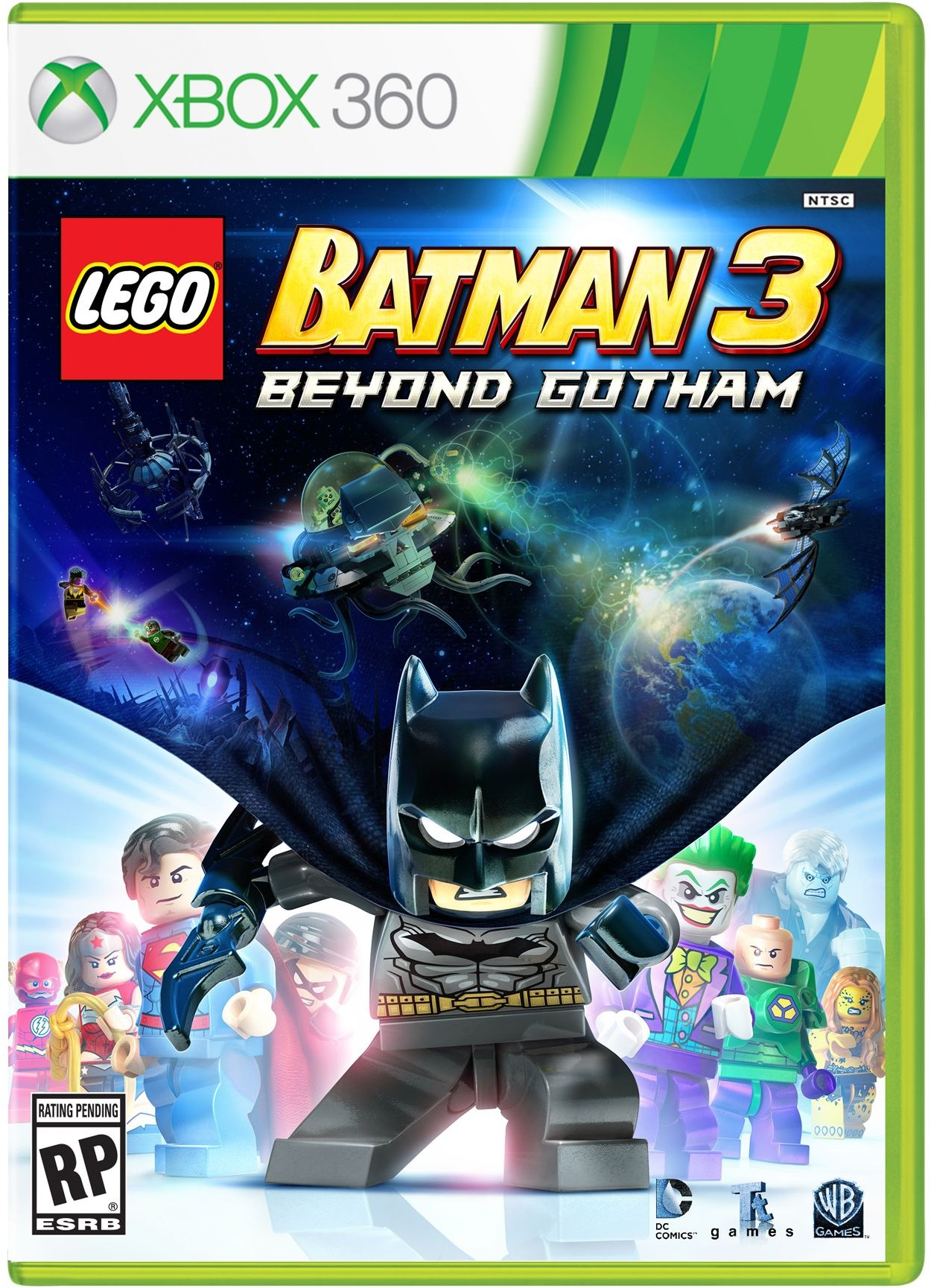 LEGO Video Games for adults lego batman 3