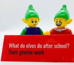 lego crackers jokes