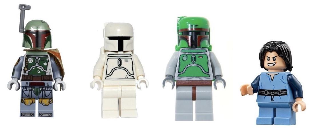 lego bounty hunters boba fett