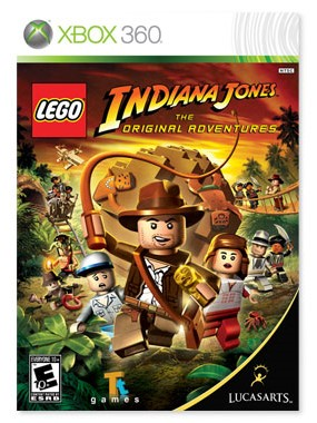 LEGO Video Games for adults lego indiana jones