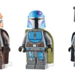 LEGO Mandalorian Custom Weapons and Accessories