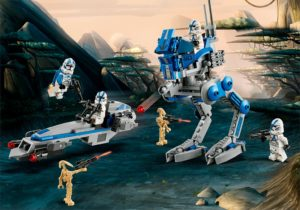 501st Battle Pack: From Campaign to Production