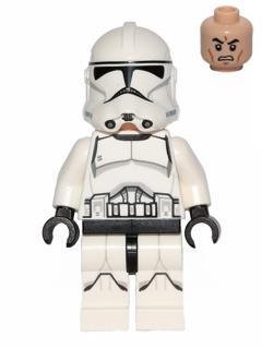 LEGO Phase II Clone Trooper - Blank