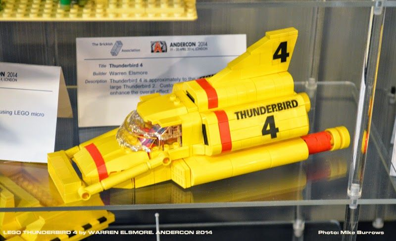 lego thunderbirds 4