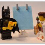 How to draw LEGO Batman: A Quick Tutorial