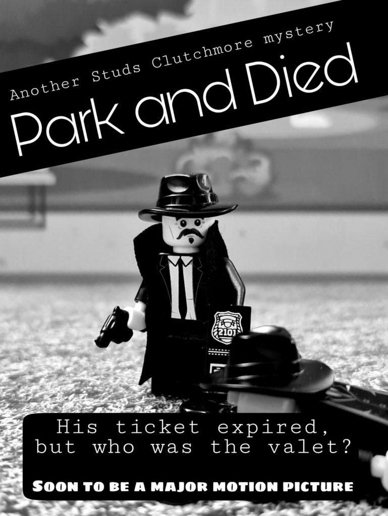 film noir detective park and died