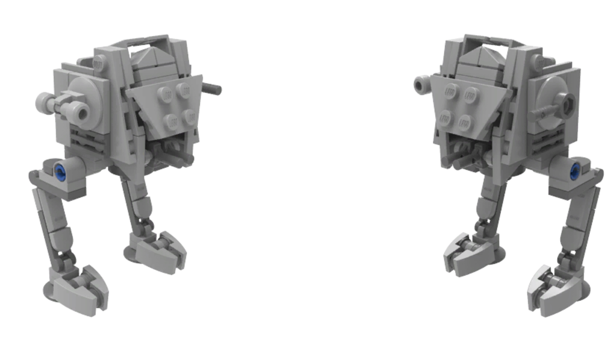 lego star wars microfighters at-st