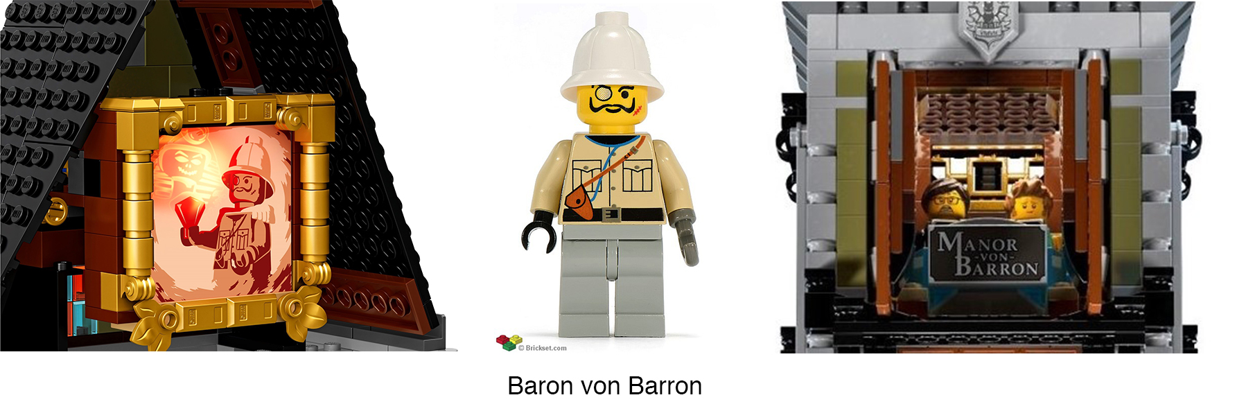 lego adventurers references