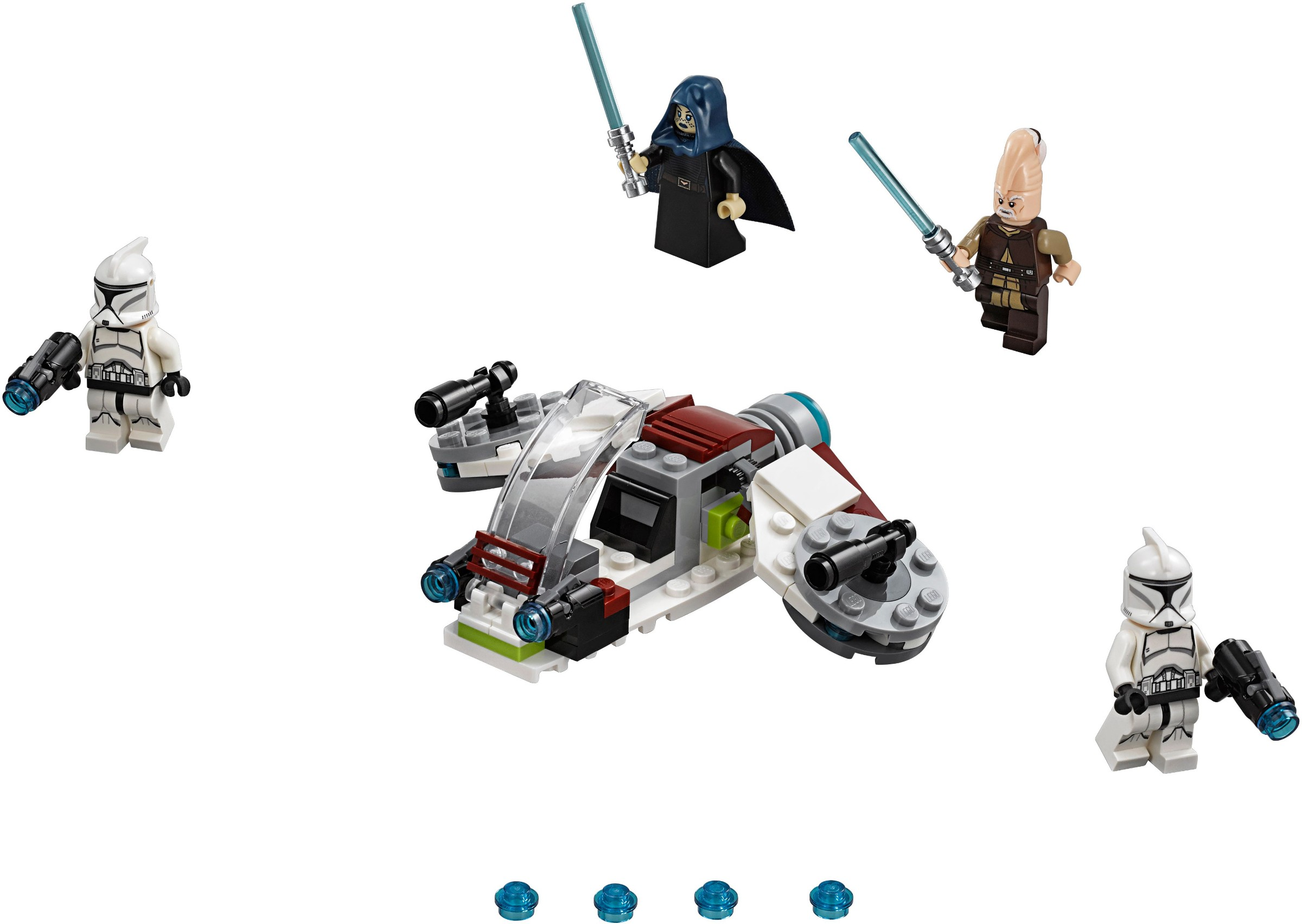 lego collectors conundrums battle pack