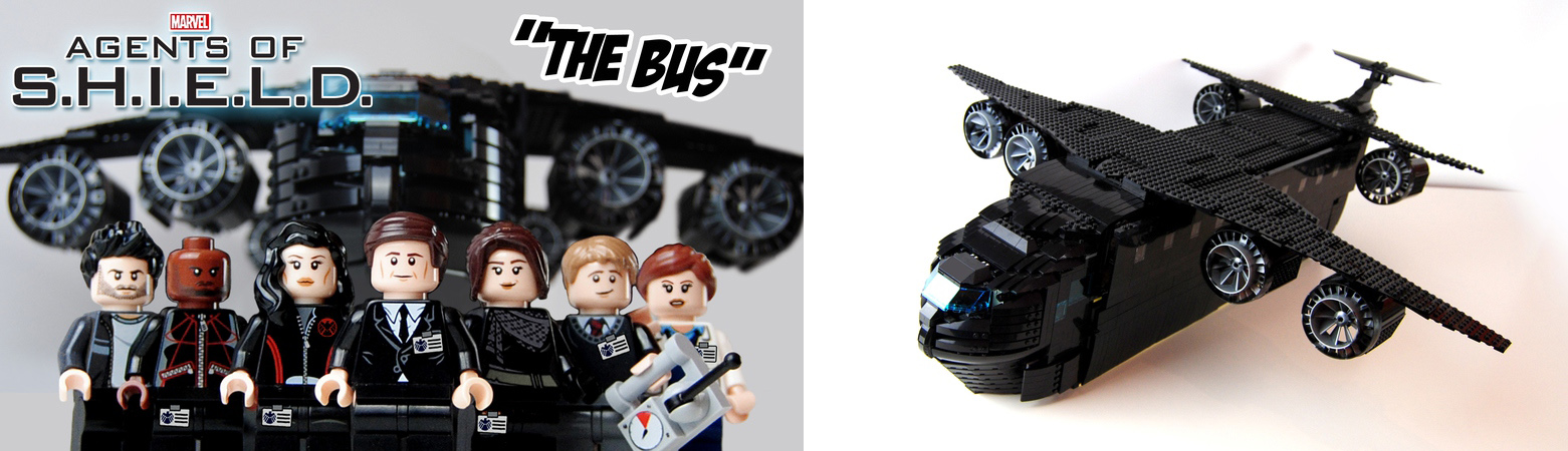 rejected lego ideas the bus