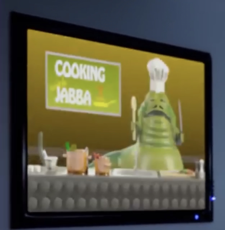 bombad bounty cooking with jabba
