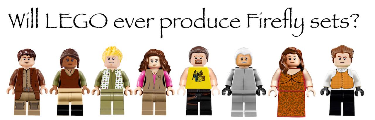 lego firefly crew