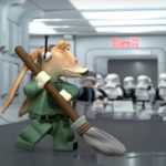 Bombad Bounty: A New Hope with a Mop!