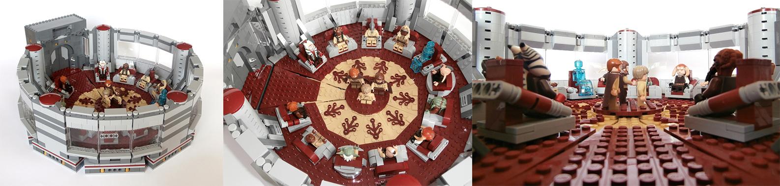 rejected lego ideas jedi council