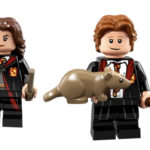 10 Minifigures for Gryffindor: Make Your Own Hogwarts Students!