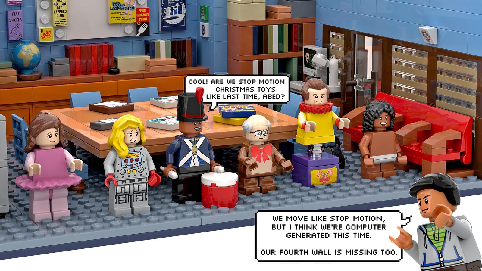 lego ideas community minifigures