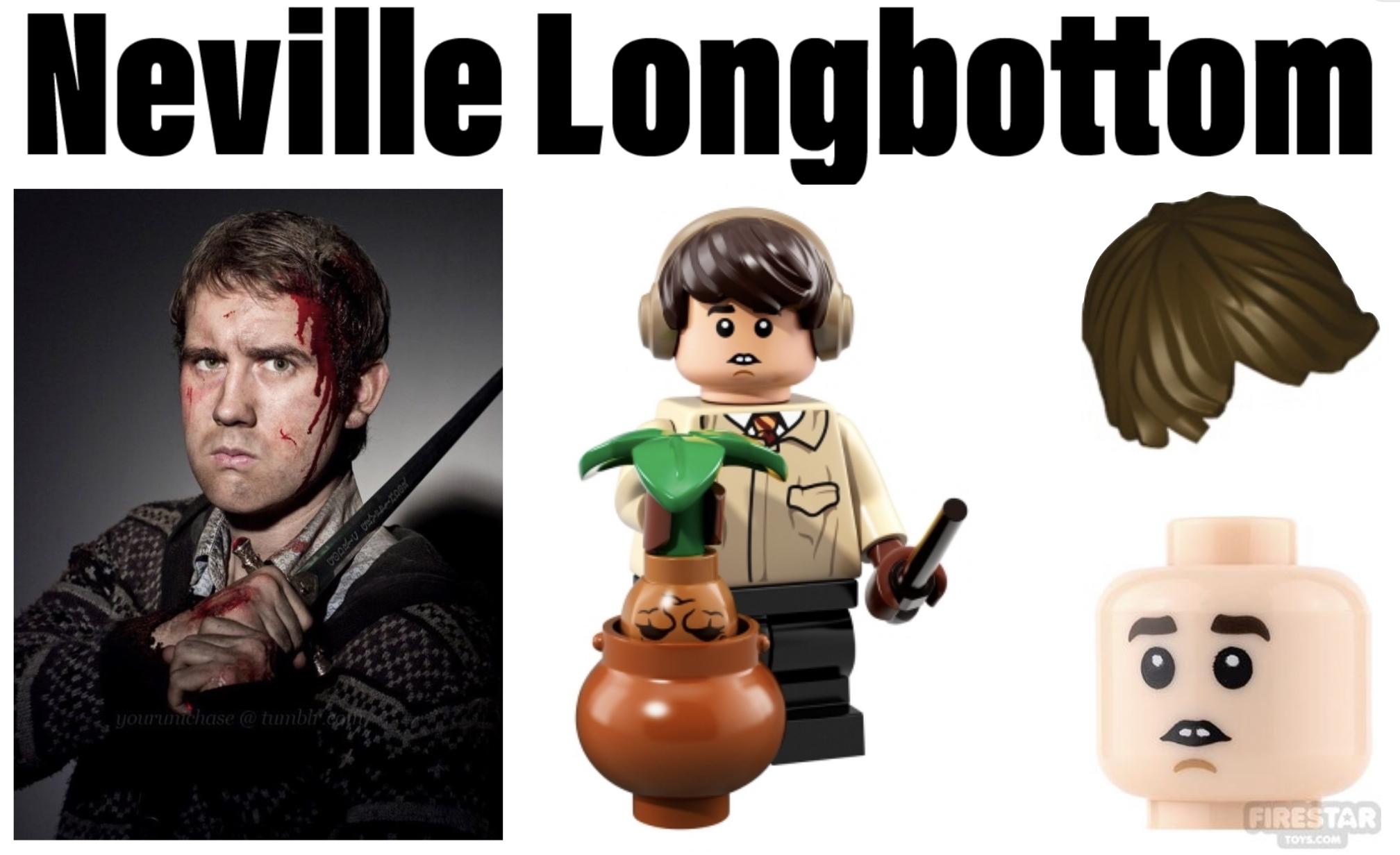 gryffindor minifigures neville longbottom