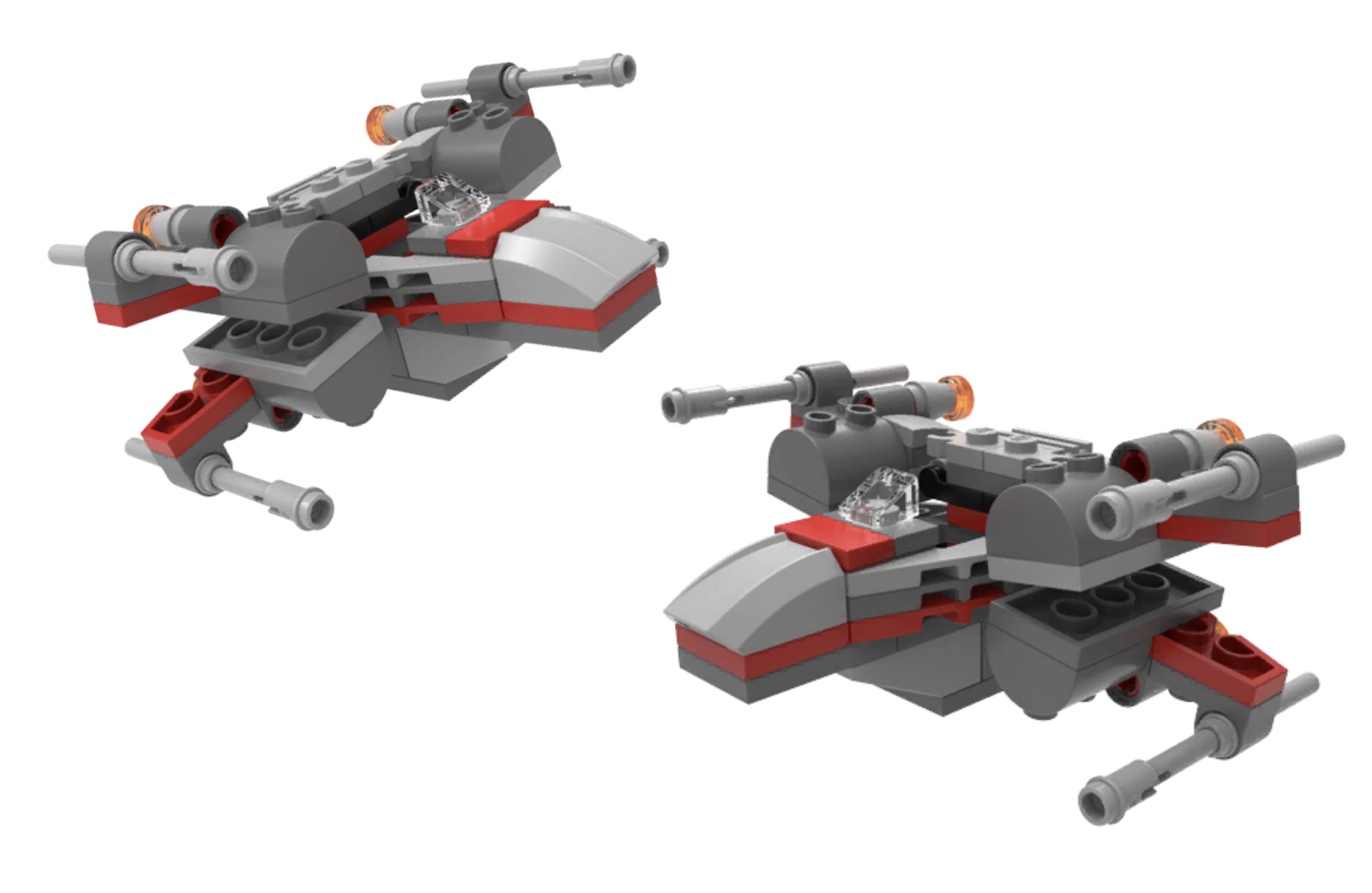 lego star wars microfighters xwing