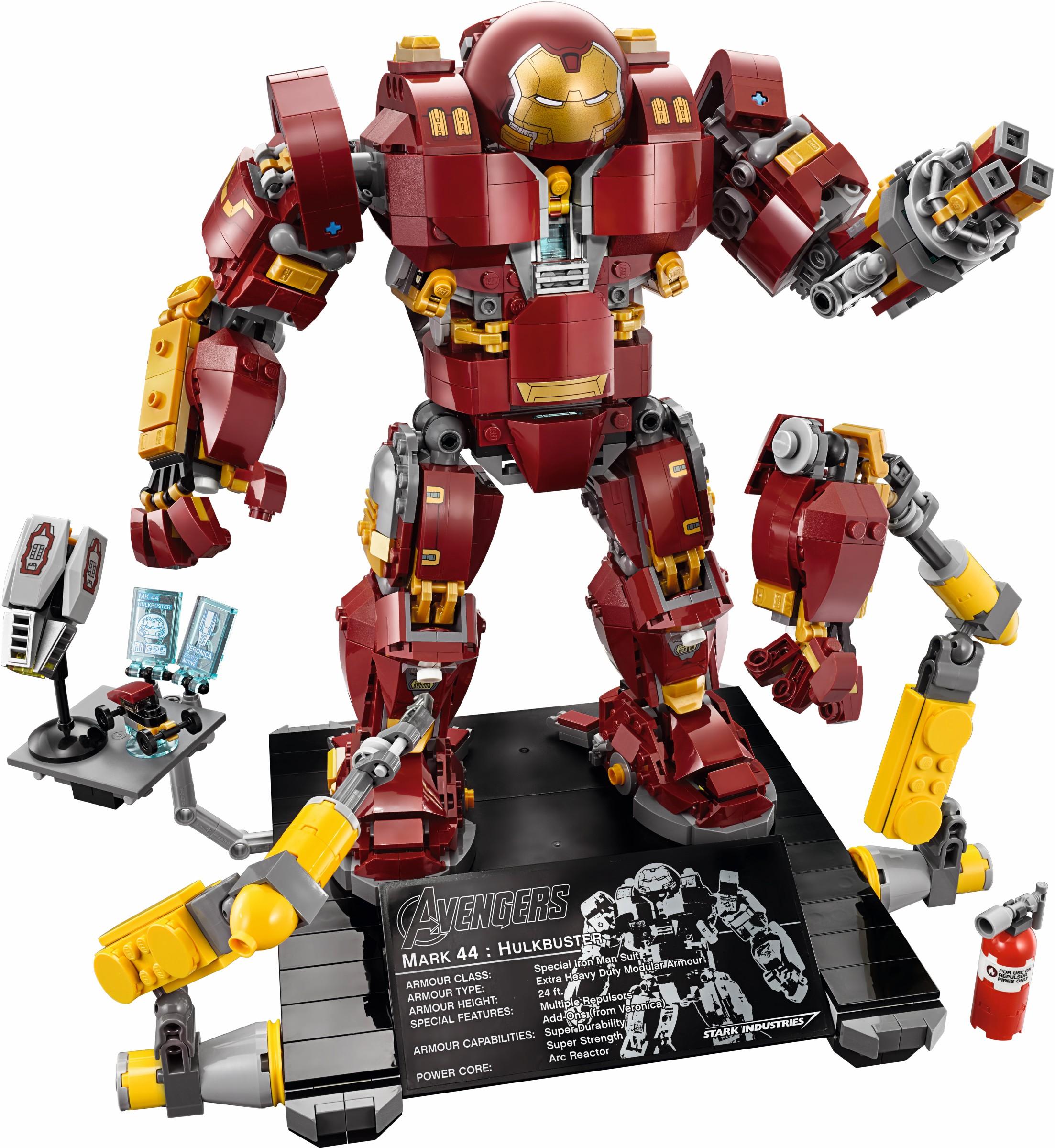 lego hulkbuster 76105