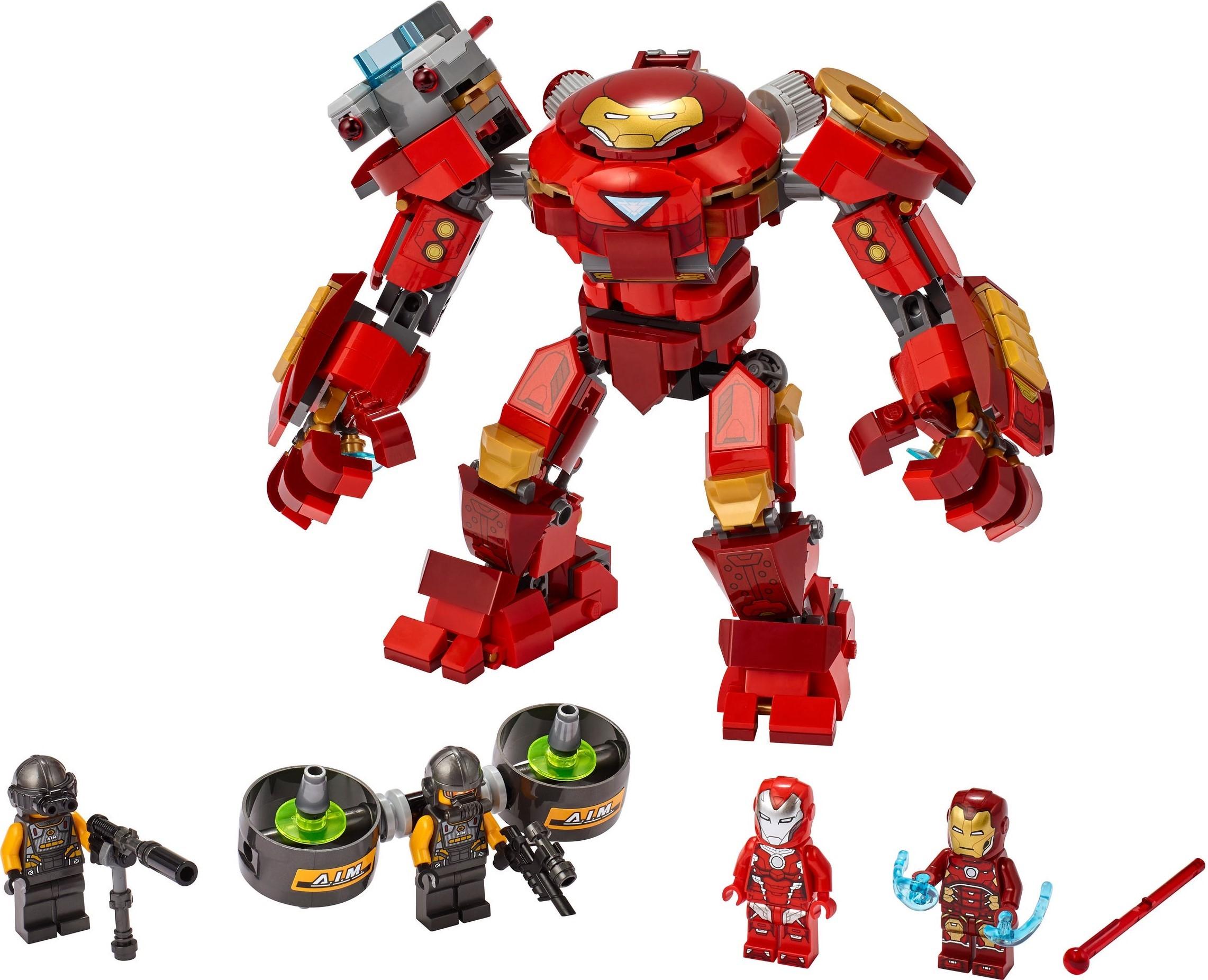 lego hulkbuster 76164