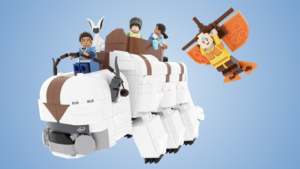 LEGO Avatar The Last Airbender – Will it come back?