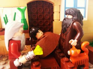 A LEGO Harry Potter Story: Recreating the Philosopher's Stone