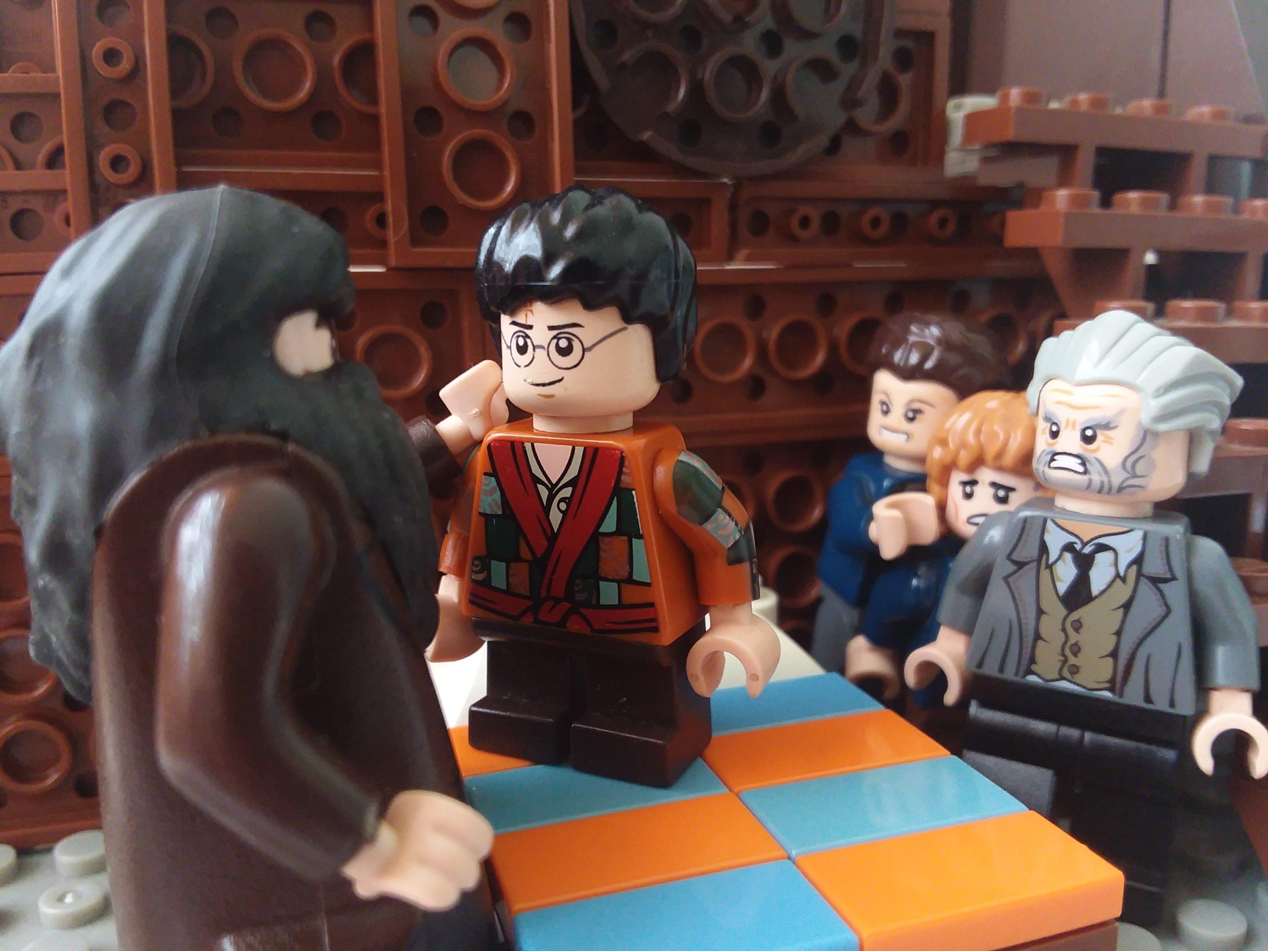 lego harry potter story chapter 4