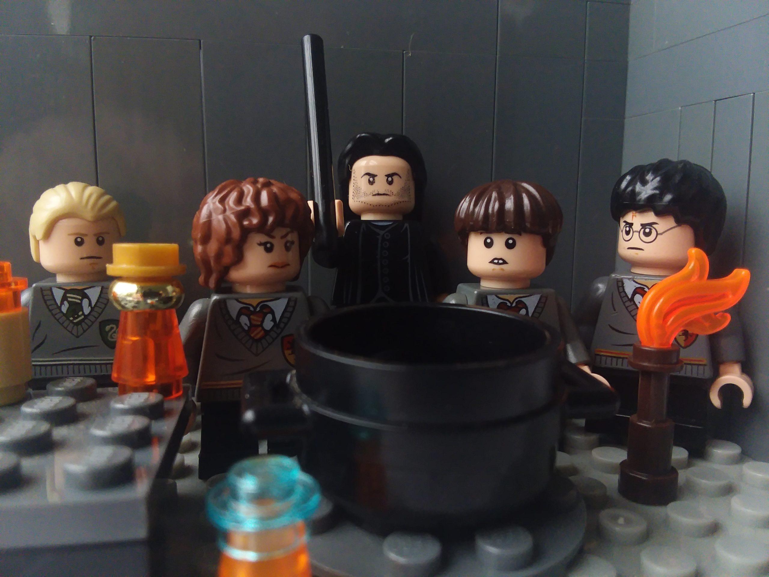 lego harry potter story chapter 8