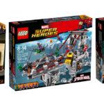 2016 LEGO Marvel Sets: The Best Year for LEGO Marvel