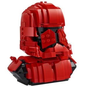 Which LEGO Star Wars Busts and Mosaics Could We See Next?